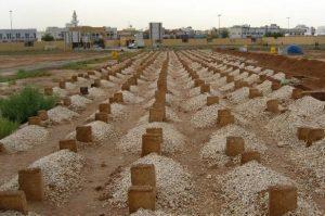 سقيا المقابر